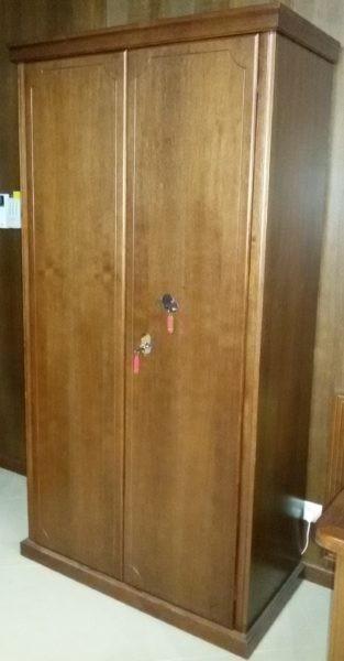Шкаф для хранения боеприпасов и документов Адаричев ШЭЛ 1000