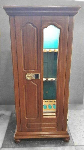Элитная оружейная витрина сейф на 6 стволов Адаричев ОШЭЛ 635 БПЭ-Z1