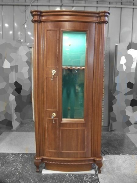 Элитная оружейная витрина сейф на 8 стволов Адаричев ОШЭЛ 835 УБЭ-Z