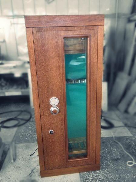 Оружейная витрина сейф на 8 стволов Адаричев ШЭЛ 835 БZ