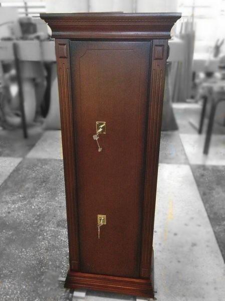 Элитный оружейный шкаф на 3 ствола Адаричев ШЭЛ-335