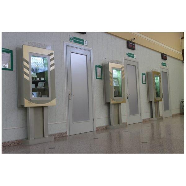 Броневитрина для банков Адаричев «Антей»