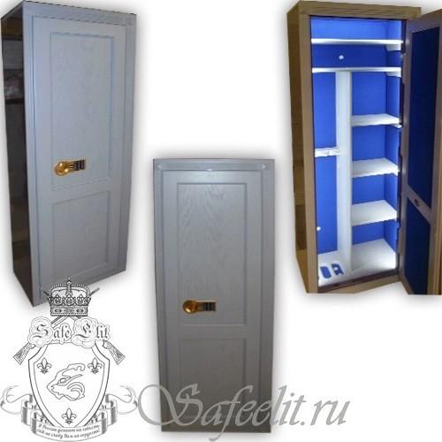 Элитный оружейный сейф шкаф на 3 ствола Адаричев ОШЭЛ 335 ПЭZ